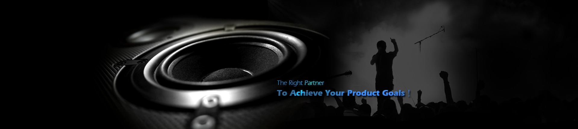 The right partner