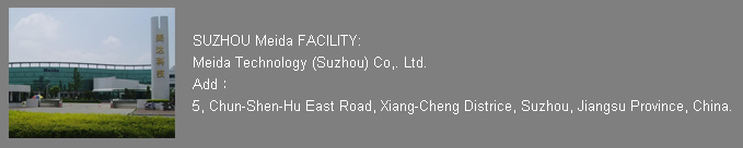 Suzhou Meida Technology (Suzhou) Co,. Ltd.
